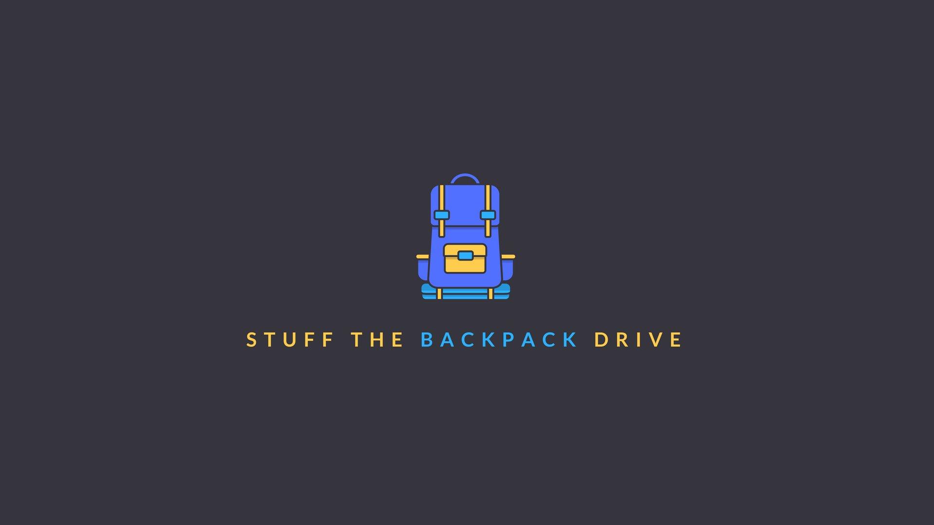 Stuff the Backpack Campaign