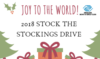 2018 Stock the Stocking Drive